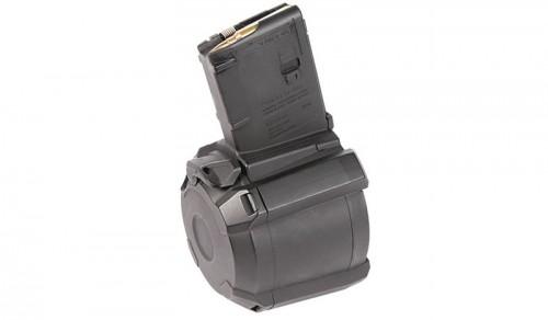 3 Gun PMAG Drum