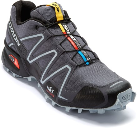 Salomon Speedcross 3 Trail Running Shoes Hawkeye Ordnance