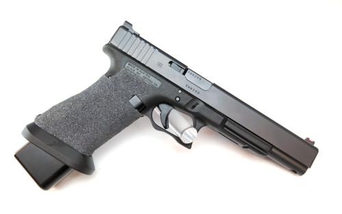 3 Gun Glock Competition Modifications