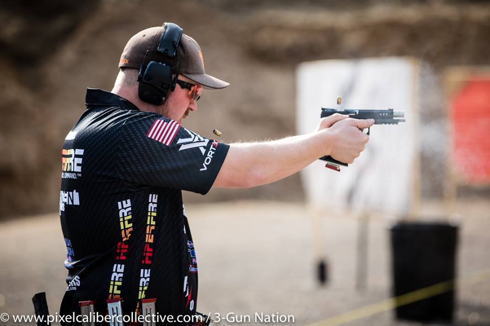 3-Gun Nation Pro Series Throwback Match