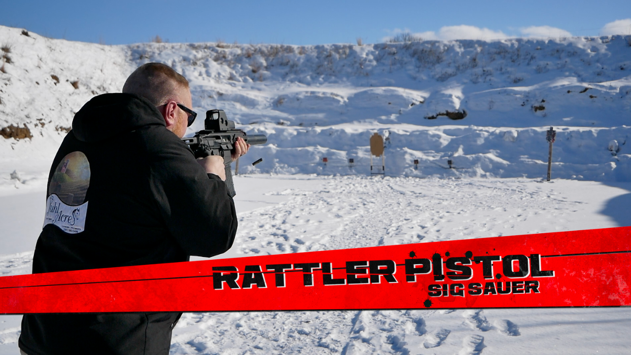 Round Table Reviews the Sig Sauer MCX Rattler